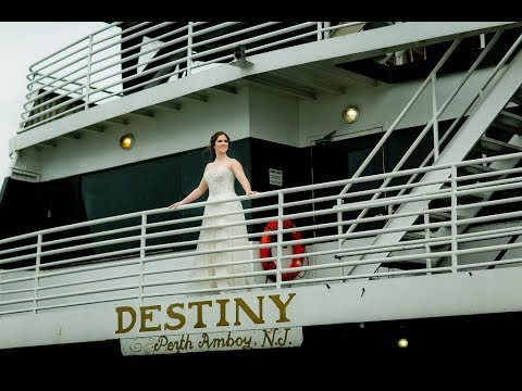 How to plan a yacht wedding with golden knot yacht services