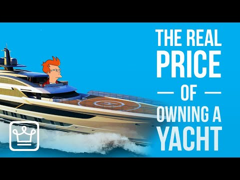 The real price of owning a yacht