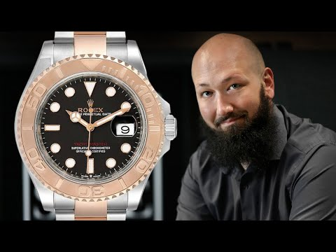 Rolex yachtmaster 40mm steel everose gold 126621 and rhodium dial 116622 | swisswatchexpo
