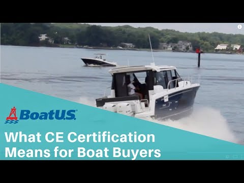 Boat buyers guide: what ce certification means for boat owners   boatus