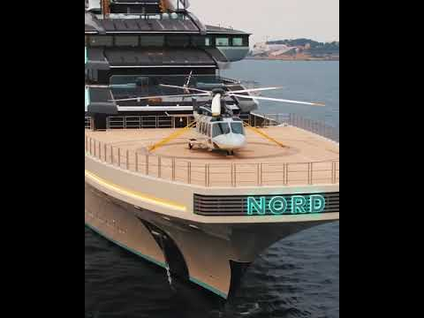 Who owns the 500 million usd nord super yacht