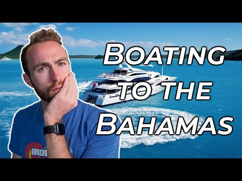 How much would it cost to take a boat from florida to the bahamas?