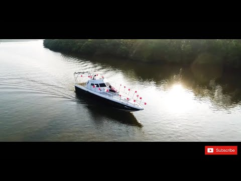 Indian pre-wedding shoot in goa on a yacht | movieing moments