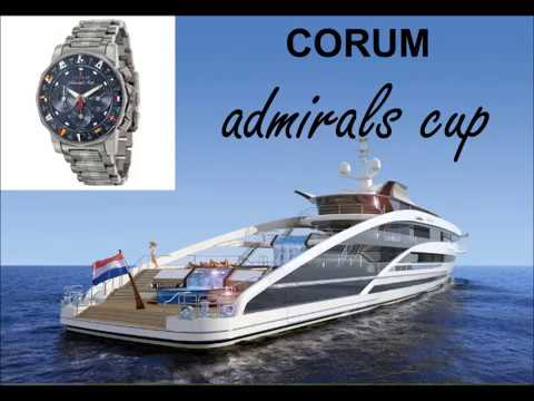 """""""it's about time"""" (episode #88) corum admirals cup watch review & yacht rock radio (w/drew pizzulo)"""