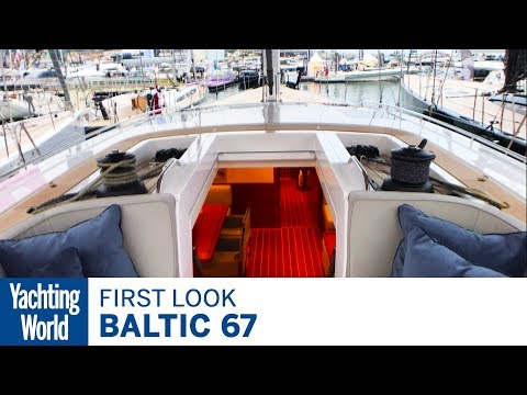 Baltic 67   first look   yachting world