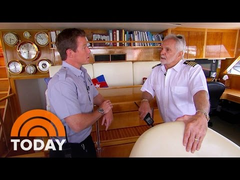 'below deck': see what it's like to join the crew of a luxury yacht | today