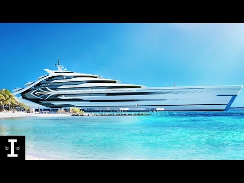 Top 10 most expensive yachts only billionaires can afford
