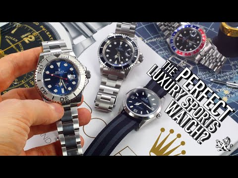 My next rolex? why the yacht-master is the perfect luxury sports watch