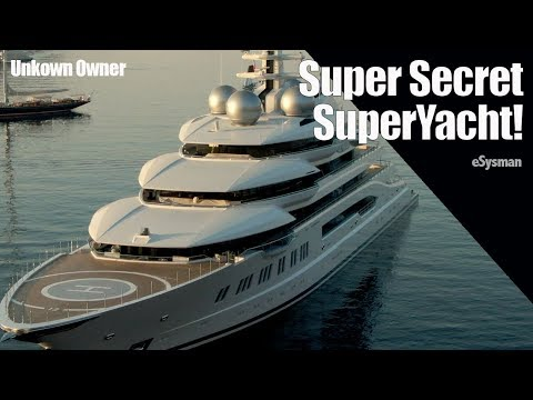 This $340 million superyacht is for sale - amadea!