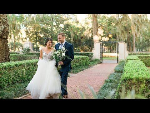 Epping forest yacht club wedding   jacksonville, fl   meet the smythes
