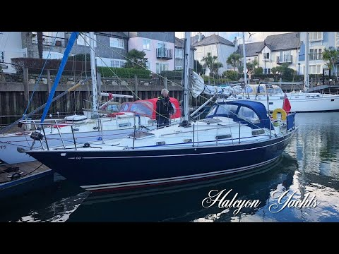 Contessa 32 - a yacht delivery from gosport to falmouth