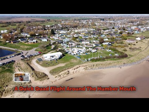 Taking a quick look at the humber mounth and yacht club humberston