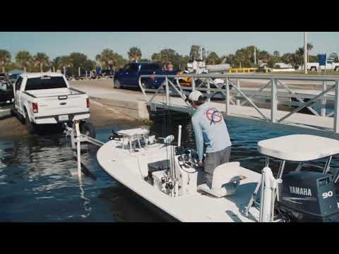 Quickest way to launch a boat by yourself