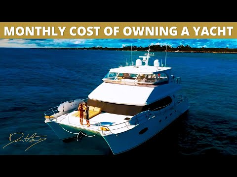 The real cost of owning a yacht 🛥 | dan henry