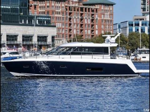 2013 sealine c48 yacht for sale at marinemax baltimore, md