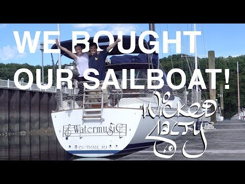 Buying a sailboat - the entire process