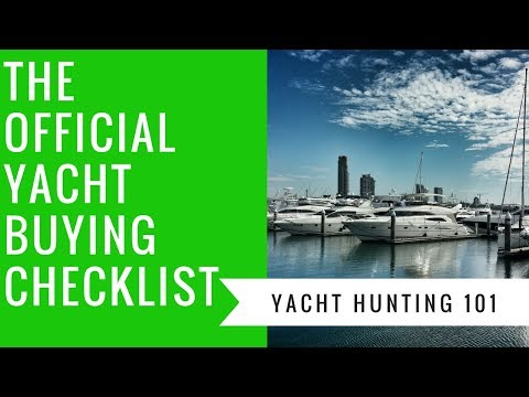 Yacht hunter 10 tips when buying a yacht