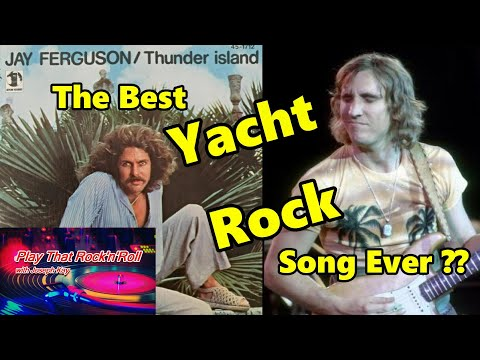 """Joe walsh & the best """"yacht rock"""" song ever"""