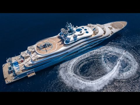 7 best luxury yachts for charter in 2020-2021 💰 price & specs