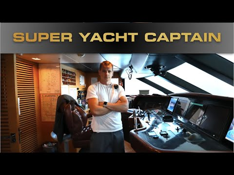 The real job behind being a super yacht captain (captain's vlog 138)