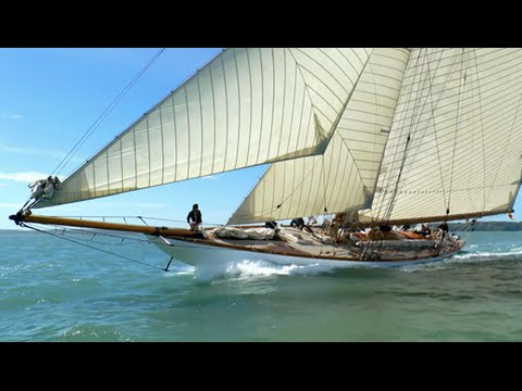 Royal yacht squadron bicentenary – film – the spirit of yachting