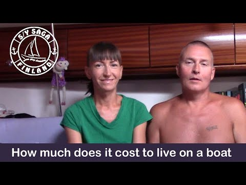 Part 3. how much does it cost to live on a boat. #lowbudget #onbudget #liveonbudget