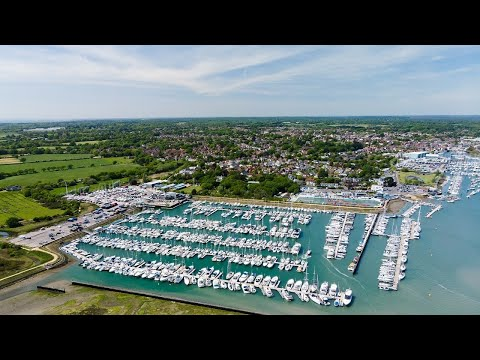 How to access lymington yacht haven