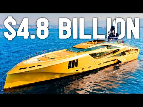 The world's most expensive yacht