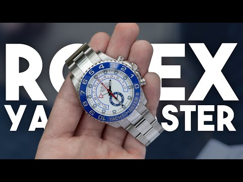 Rolex yachtmaster ii: official review and how to use it!