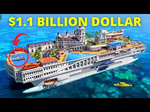 Top 5 most expensive yachts in the world