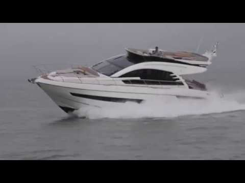 Fairline squadron 53 review | motor boat & yachting
