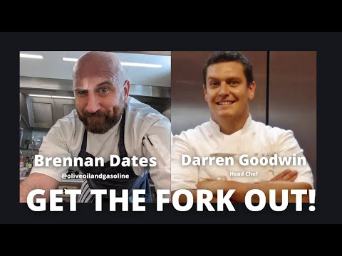 How to find a job as a chef on a yacht. darren goodwin tells us how he did it